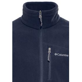Columbia Fast Trek II Full Zip Fleece Jacket Men Abyss